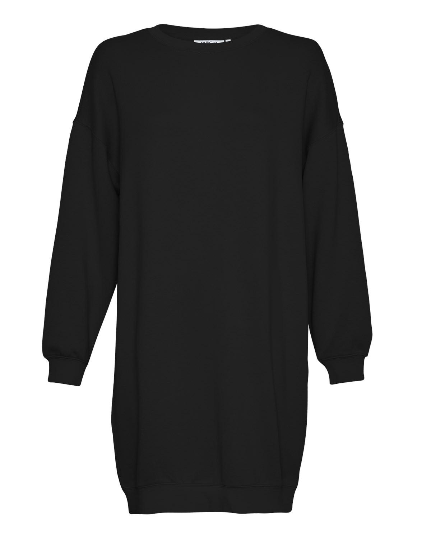 "Sweat Dress ""Black"""
